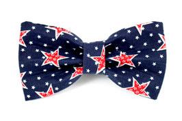 Pawtriotic Navy Bow Tie