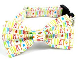 Yappy Birthday White Collar