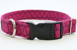 Pugcasso Pink Collar