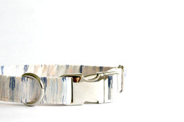 Whisper Chrome Collar