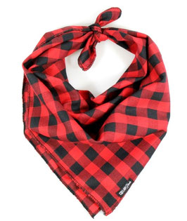 Lumberjack Traditional Knotted Bandana