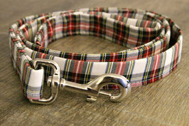 Country Plaid Leash