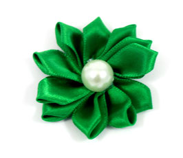 Pearly Girly Green Flower