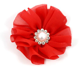 Fairy Tail Princess Small Red Flower