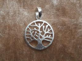 'Baum des Lebens' Anhänger, 925 Sterlingsilber AHS 009