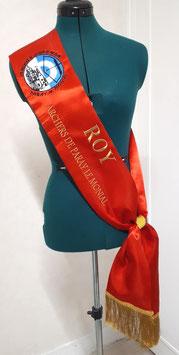 écharpe ROY