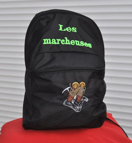 Broderie pour sac