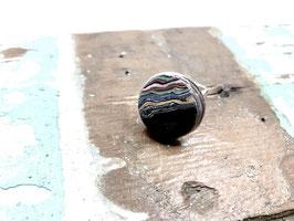 Ring schwarz rund Schichten