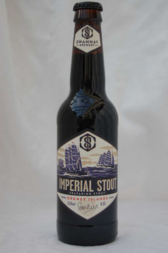 Imperial Stout by Swannay Brewery