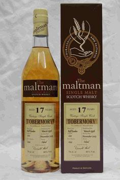 Tobermory 17ys