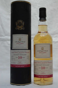 Old Pulteney 10 Jahre A.D. Rattray 2007