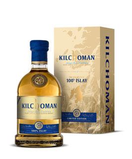 Kilchoman 100% Islay 6. Edition 2016