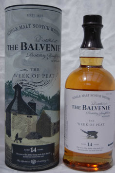 "Balvenie ""The week of peat"" 14 Jahre"