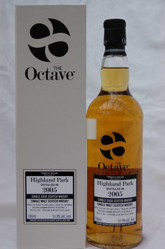 Highland Park 12 Jahre 2005 Octave Series by Duncan Taylor