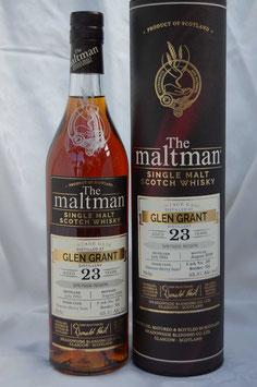 Glen Grant 23 Jahre 1995 Maltman Cask No 109