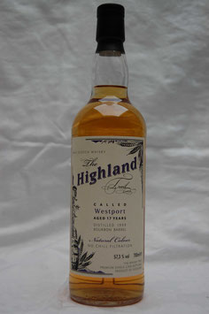Westport 1999 17 Jahre The Highland Trail Cask Strength