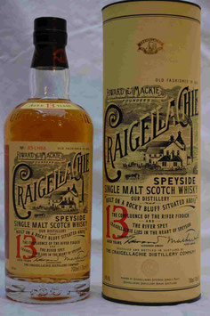 "Craigellachie 13 Jahre ""The Last Great Malts"""