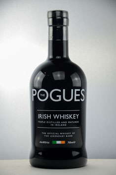 The Pogues Irish Blended Whiskye