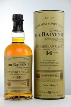 """Balvenie """"The week of peat"""" 14 Jahre"""