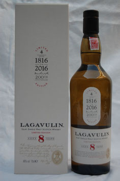 Lagavulin 8 Jahre Limited Edition