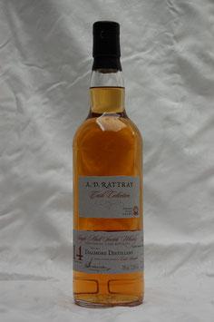 Dalmore 14 Jahre 1999 A.D.Rattray Einzelfass-Abfüllung
