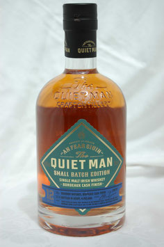 The Quiet Man 12 Jahre small batch Bordeaux Cask finish