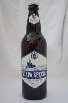 Scapa Special Flagship Pale Ale by Swannay Brewery