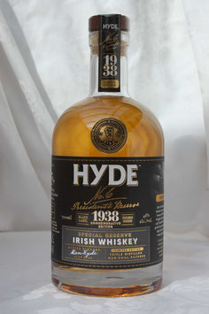 "Hyde ""Presidents Cask No 6"" Sherry Cask Finish"