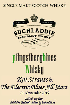 Pfingstbergblues-Whisky Kai Strauss