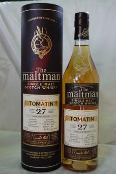 Tomatin 27 Jahre 1990 Maltman