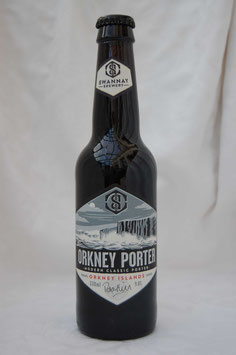 Orkney Porter by Swannay Brewery