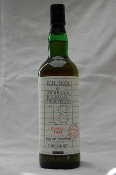 Tobermory 18 Jahre by Wilson&Morgan 1994