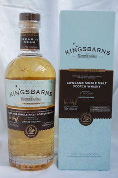 "Kingsbarns ""Dram to dream"" Limited Edition"