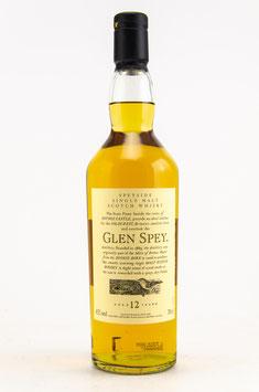 Glen Spey 12 Jahre Flora&Fauna