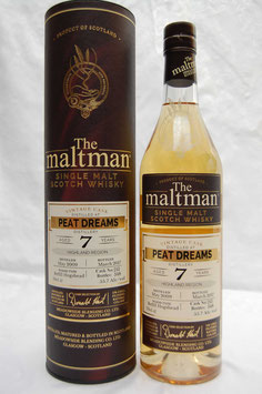 Peat Dreams 7 Jahre Maltman 2009 excl. for Germany