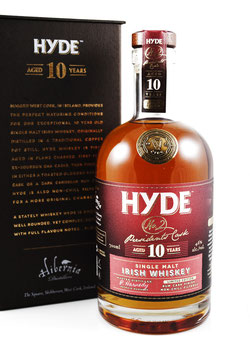"Hyde ""Presidents Cask No 4"" Rum Cask Finish"