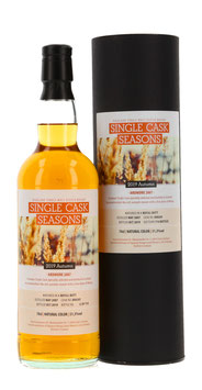 Ardmore 12 Jahre 2007 Single Cask Season 51,3%