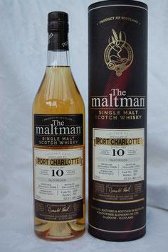 Port Charlotte 2008; 10 Jahre Maltman Fass 3240