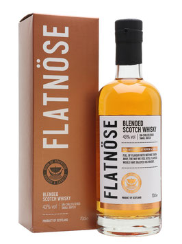 Flatnöse Blend Scotch Whisky 43%