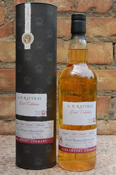 Glen Moray 8 Jahre 2007 A.D. Rattray