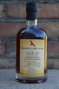 Strathearn 2015/2018 Cask 121 Private Cask Club