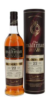 Glen Keith 22 Jahre 1998/2021 Maltman 12829
