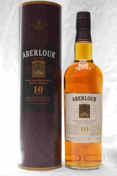 Aberlour 10 Jahre