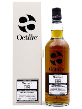 """Mortlach 20 Jahre 1997 """"The Octave"""" by Duncan Taylor"""