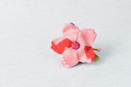 みこ花「ピンク赤絞り」mi-2b