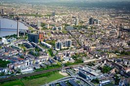 Stadtrundflug Düsseldorf (in Gruppe)