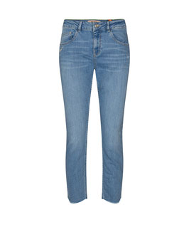 MOSMOSH | Bradford Letter Jeans