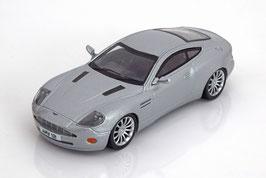 Aston Martin V12 Vanquish 2001-2007 silber met.