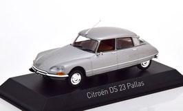 Citroën DS 23 Pallas 1971-1975 silber met.