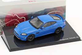 Jaguar XKR-S Coupé X150 2011-2015 RHD french racing blau